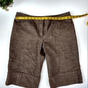 BCX Shorts - BCX dressy bermuda shorts, Size 13